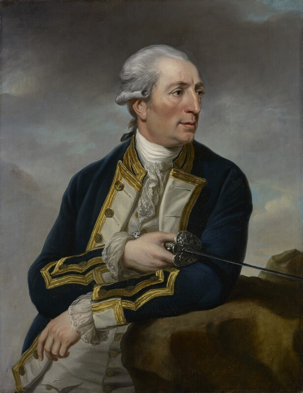 George Farmer, by Charles Grignion, 1778 - NPG 2149 - © National Portrait Gallery, London