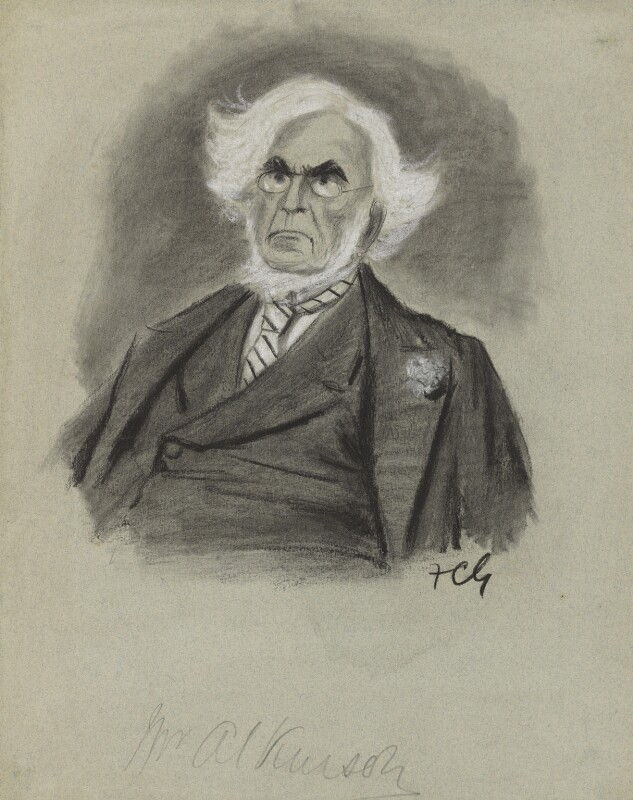 Henry John Farmer-Atkinson, by Sir Francis Carruthers Gould ('F.C.G.'),  - NPG 3536 - © National Portrait Gallery, London