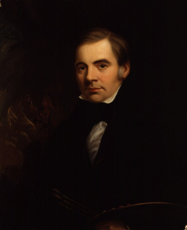 John Ferneley, by Henry Johnson, 1838 -NPG 2024 - © National Portrait Gallery, London