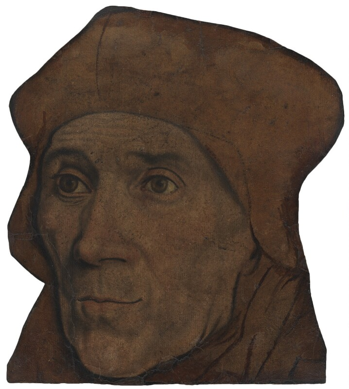 John Fisher, after Hans Holbein the Younger, 16th century, based on a work of circa 1527 - NPG 2821 - © National Portrait Gallery, London
