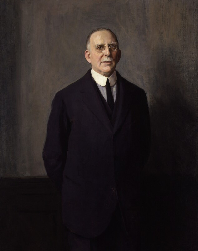 Sir Maurice Fitzmaurice, by George Harcourt, exhibited 1924 - NPG 4928 - © Institution of Civil Engineers