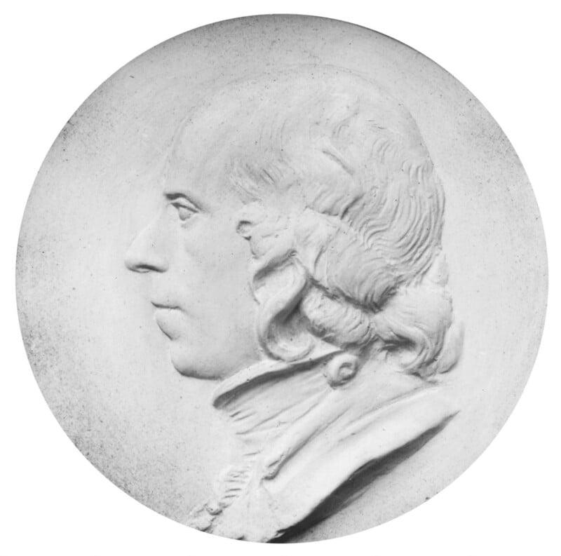 John Flaxman, by John Flaxman, circa 1790-1795 - NPG 2487 - © National Portrait Gallery, London