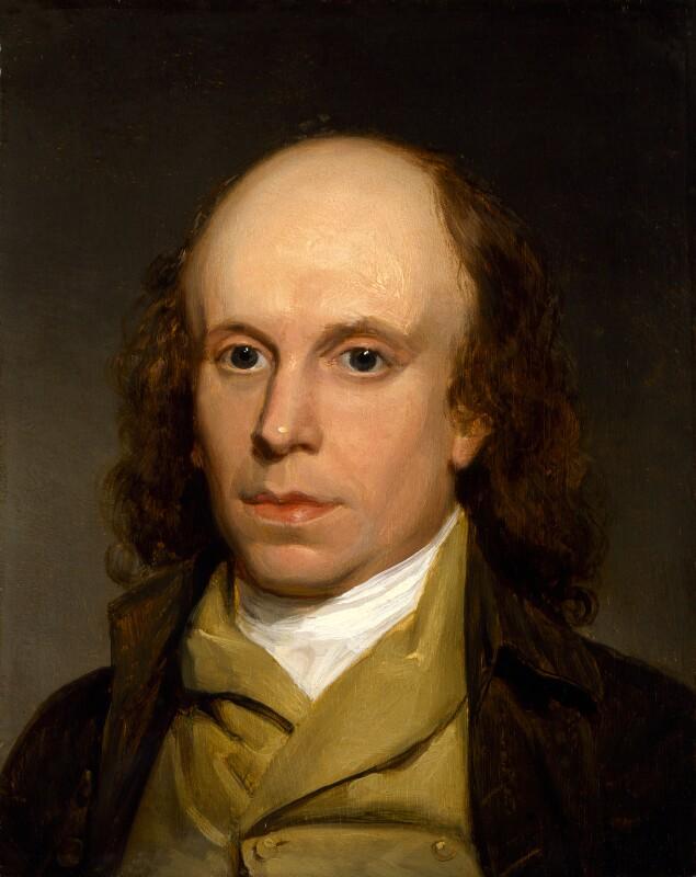 John Flaxman, by Henry Howard, circa 1797 - NPG 674 - © National Portrait Gallery, London