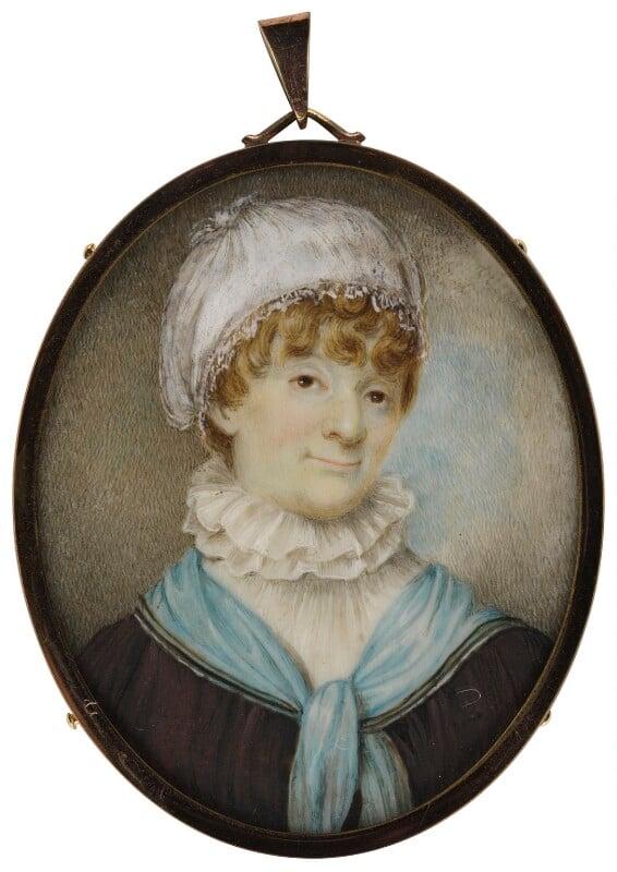 Mary Ann Flaxman, attributed to Mary Ann Flaxman, circa 1820 - NPG 1715 - © National Portrait Gallery, London