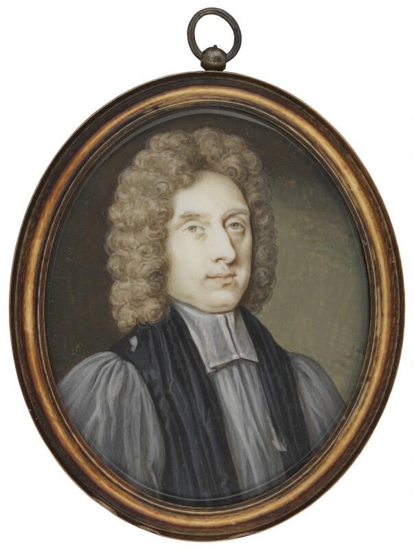William Fleetwood, by Bernard Lens (III); Robert White, circa 1715 -NPG 5118 - © National Portrait Gallery, London