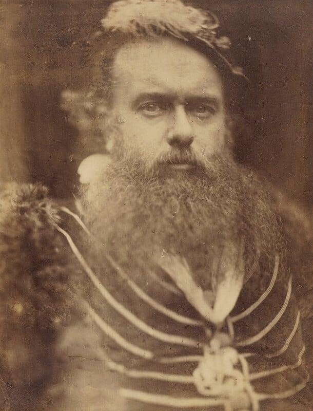 (Myles) Birket Foster, by David Wilkie Wynfield, circa 1863 - NPG P99 - © National Portrait Gallery, London