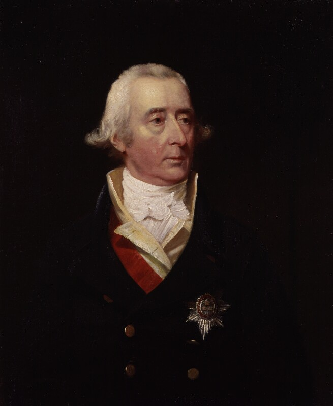 Sir Philip Francis, by James Lonsdale, circa 1806-1810 - NPG 334 - © National Portrait Gallery, London