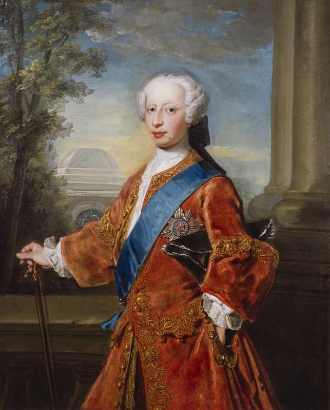 Frederick Lewis, Prince of Wales, by Philip Mercier, circa 1735-1736 - NPG 2501 - © National Portrait Gallery, London