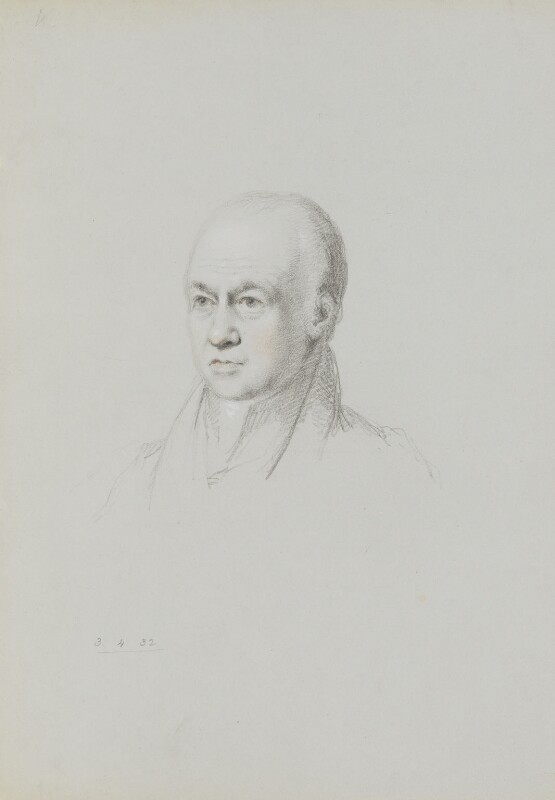 Robert H. Froude, by William Brockedon, 1832 - NPG 2515(35) - © National Portrait Gallery, London