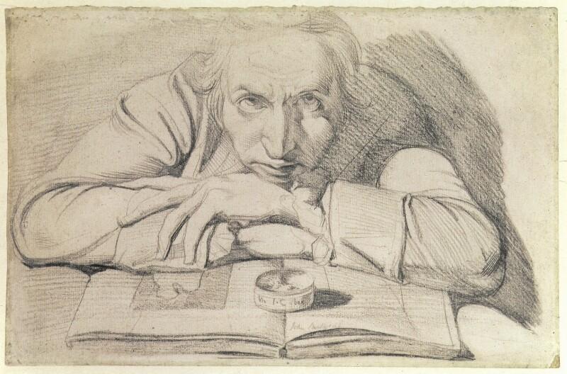 Probably John Cartwright, by Henry Fuseli, circa 1779 - NPG 4538 - © National Portrait Gallery, London