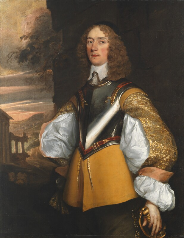Sir Henry Gage, by Weesop, 1640s - NPG 2279 - © National Portrait Gallery, London