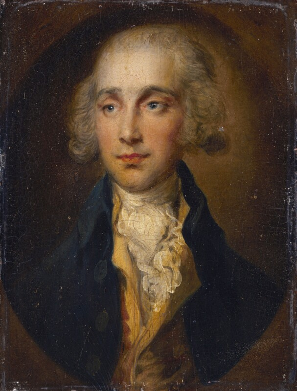 James Maitland, 8th Earl of Lauderdale, by Thomas Gainsborough, late 18th century -NPG 928 - © National Portrait Gallery, London