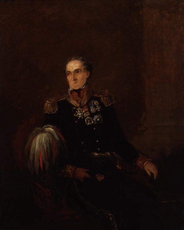 Sir Robert William Gardiner, by William Salter, 1834-1840 -NPG 3716 - © National Portrait Gallery, London