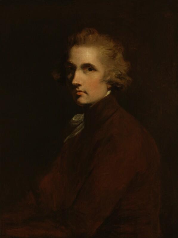 Daniel Gardner, by Daniel Gardner, circa 1770 -NPG 1971 - © National Portrait Gallery, London