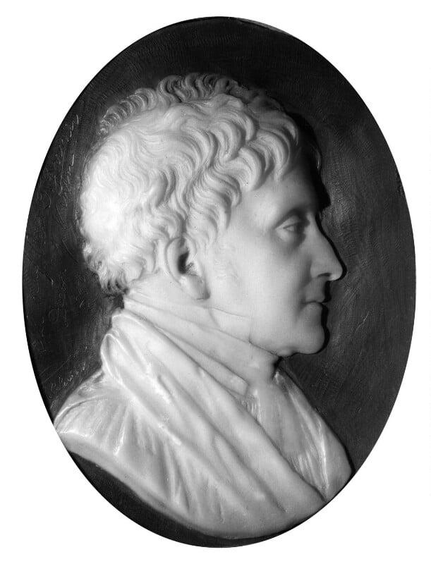 Thomas Garnier, by Richard Cockle Lucas, 1850 -NPG 4844 - © National Portrait Gallery, London