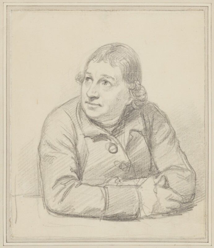 David Garrick, by Nathaniel Dance (later Sir Nathaniel Holland, Bt), 1771 -NPG 3639 - © National Portrait Gallery, London