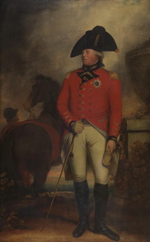King George III, studio of Sir William Beechey, based on a work of 1799-1800 - NPG 2502 - © National Portrait Gallery, London