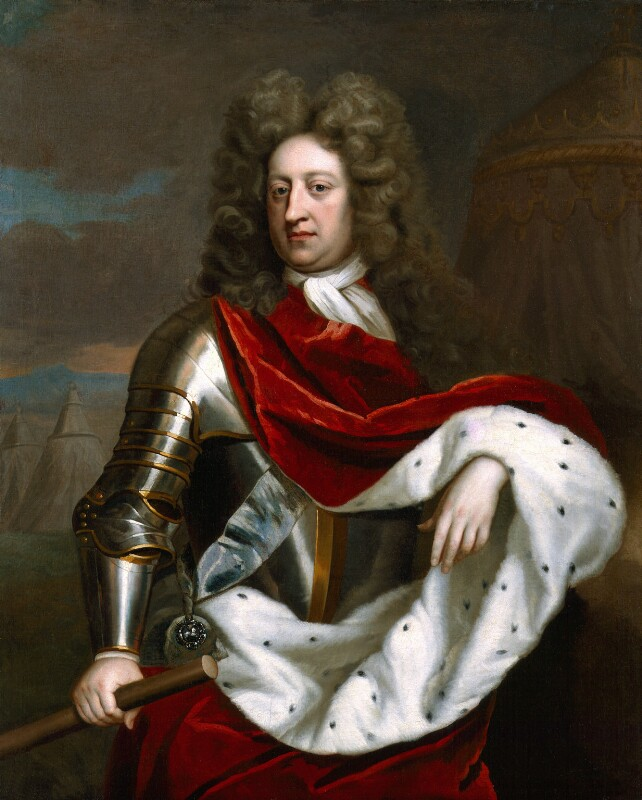Prince George of Denmark, Duke of Cumberland, after Michael Dahl, circa 1705 - NPG 4163 - © National Portrait Gallery, London