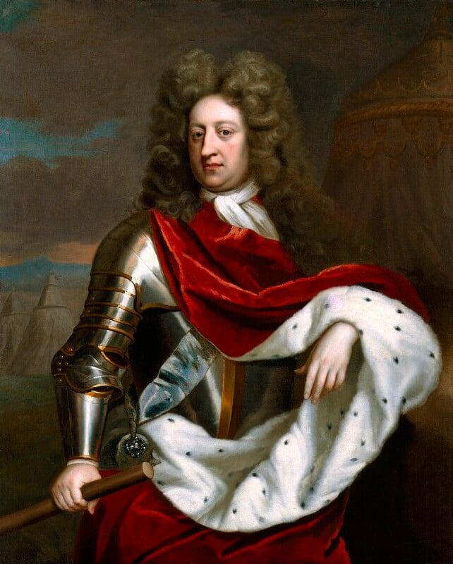 Prince George of Denmark, Duke of Cumberland, after Michael Dahl, circa 1705 - NPG 4163 - © National Portrait Gallery, London