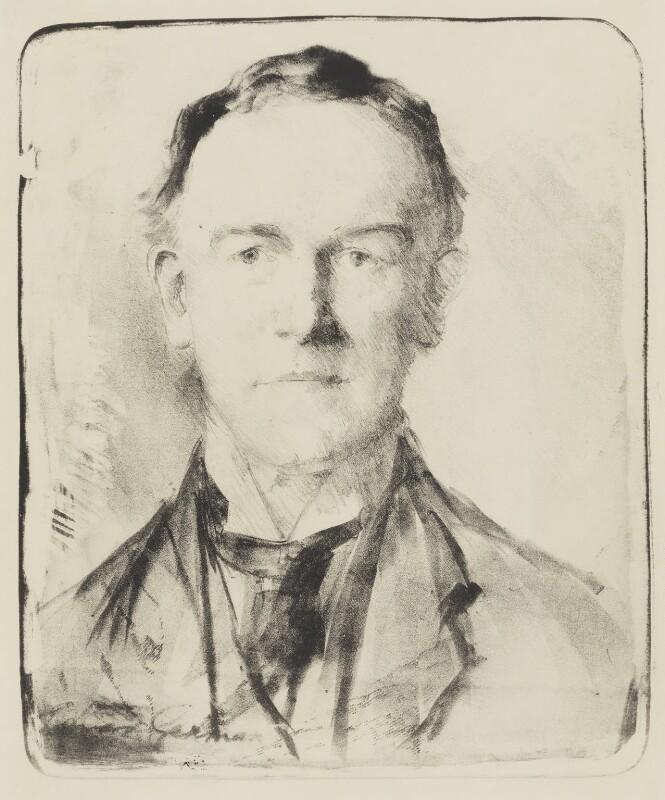 Sir Edward German, by Flora Lion, circa 1912 - NPG 3951 - © National Portrait Gallery, London