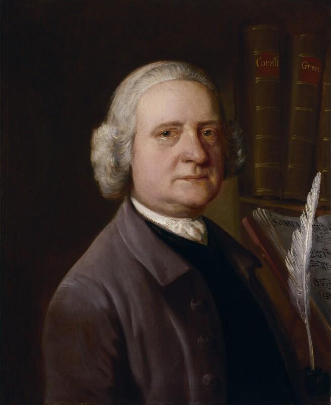 Joseph Gibbs, by Thomas Gainsborough, circa 1755 - NPG 2179 - © National Portrait Gallery, London