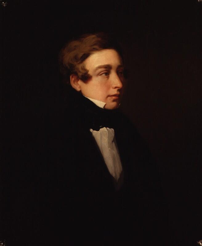 Sir Joseph Henry Gilbert, by Josiah Gilbert, circa 1840 - NPG 2472 - © National Portrait Gallery, London