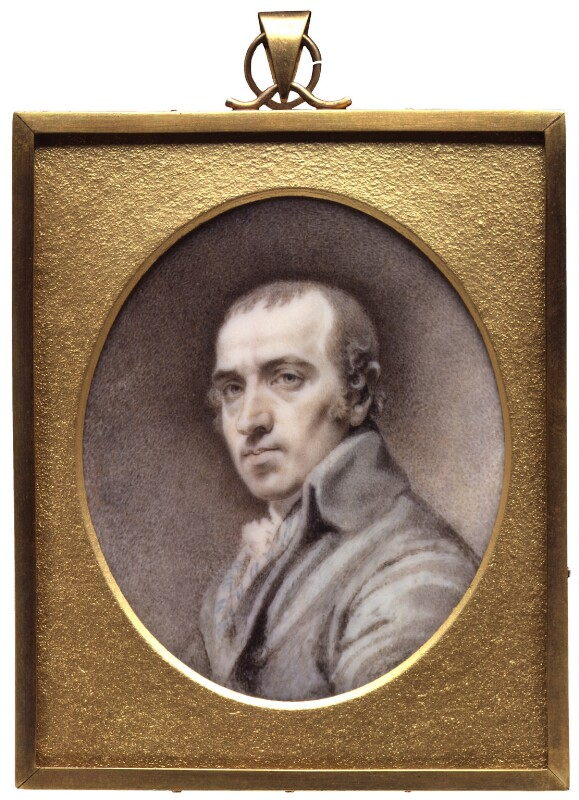 James Gillray, by James Gillray, circa 1800 -NPG 83 - © National Portrait Gallery, London