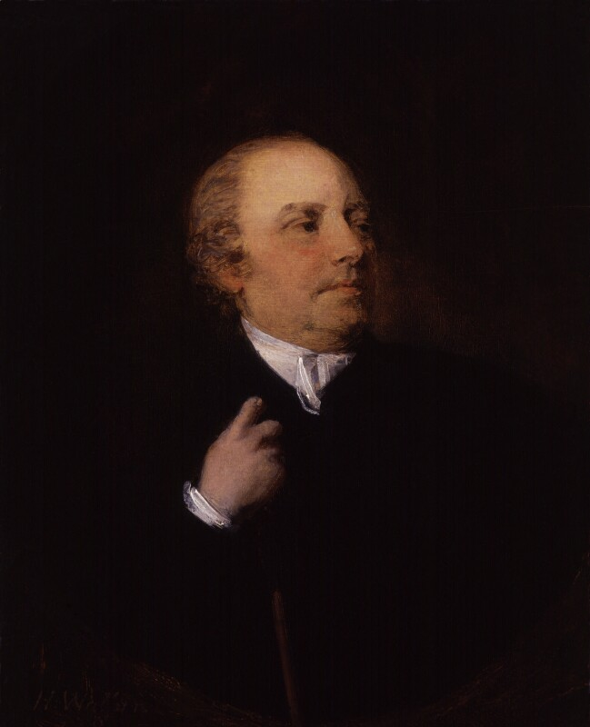 William Gilpin, by Henry Walton, 1781 -NPG 4418 - © National Portrait Gallery, London