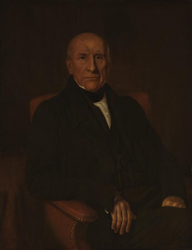Sir John Gladstone, by Thomas Gladstones, circa 1830 - NPG 5042 - © National Portrait Gallery, London
