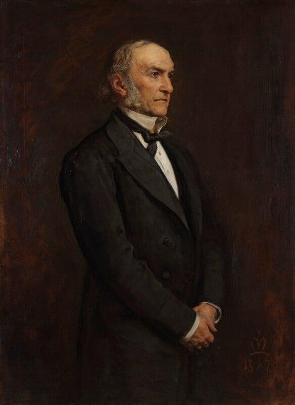 William Ewart Gladstone, by Sir John Everett Millais, 1st Bt, 1879 - NPG 3637 - © National Portrait Gallery, London