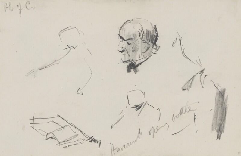 William Ewart Gladstone, by Sydney Prior Hall, 1875-1900 - NPG 2310 - © National Portrait Gallery, London
