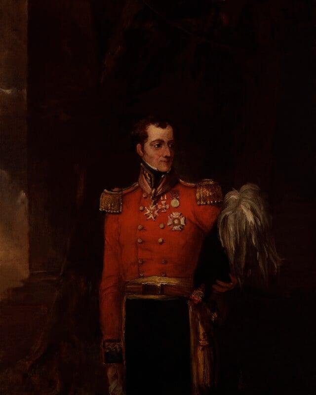 Sir William Maynard Gomm, by William Salter, circa 1834-1840 -NPG 3717 - © National Portrait Gallery, London