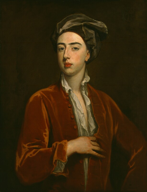 Charles FitzRoy, 2nd Duke of Grafton, by Sir Godfrey Kneller, Bt, circa 1703 - NPG 3210 - © National Portrait Gallery, London