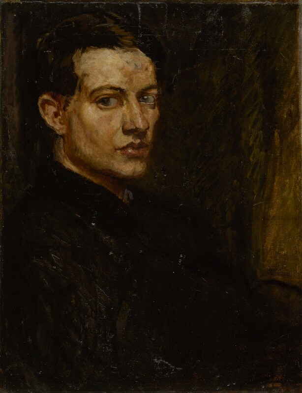 Duncan Grant, by Duncan Grant, circa 1909 - NPG 5131 - © National Portrait Gallery, London