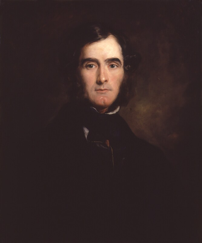 Sir Francis Grant, by Sir Francis Grant, circa 1845 -NPG 1286 - © National Portrait Gallery, London