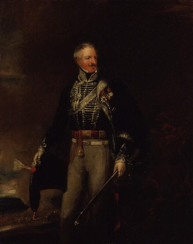 James Grant, by William Salter, 1834-1840 - NPG 3718 - © National Portrait Gallery, London