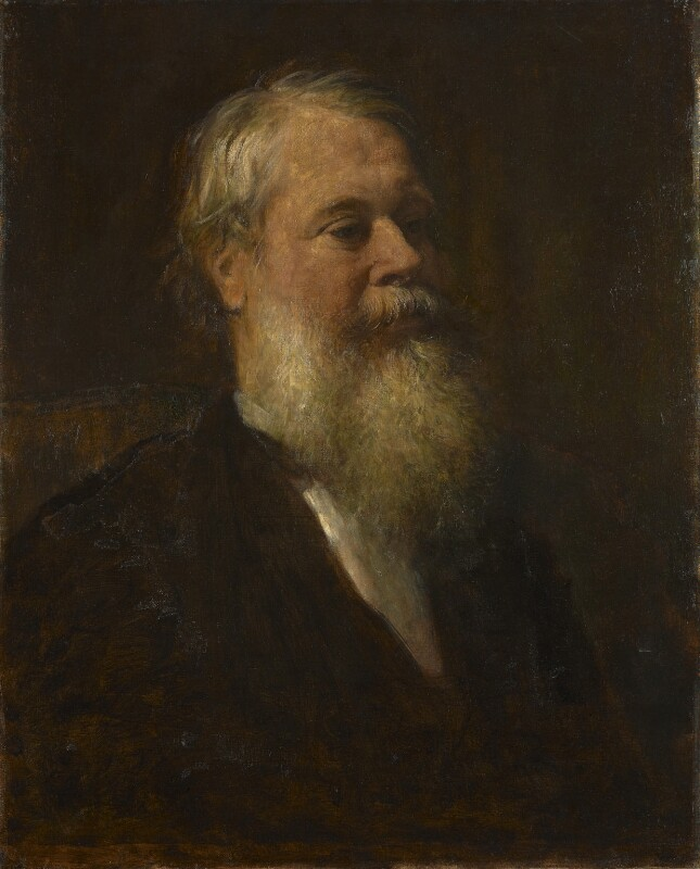 Sir John Peter Grant, by George Frederic Watts, after 1873 - NPG 1127 - © National Portrait Gallery, London