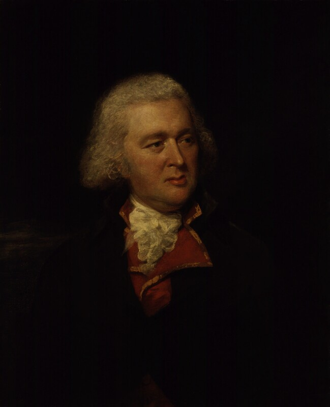 Valentine Green, by Lemuel Francis Abbott, 1788 -NPG 1260 - © National Portrait Gallery, London