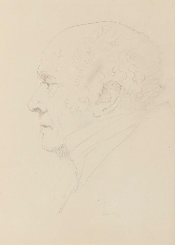 Charles Grey, 2nd Earl Grey, by Sir Francis Leggatt Chantrey, after 1830 - NPG 316a(59) - © National Portrait Gallery, London
