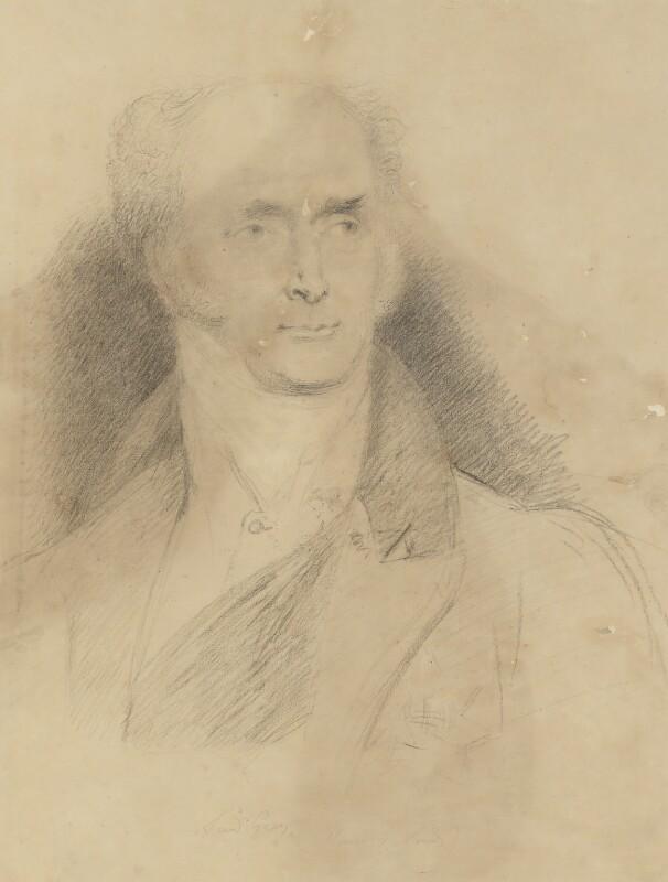 Charles Grey, 2nd Earl Grey, by Benjamin Robert Haydon, 1834 - NPG 3784 - © National Portrait Gallery, London