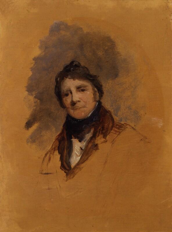 Thomas Grosvenor, attributed to Robert Bowyer, circa 1820 - NPG 3982 - © National Portrait Gallery, London
