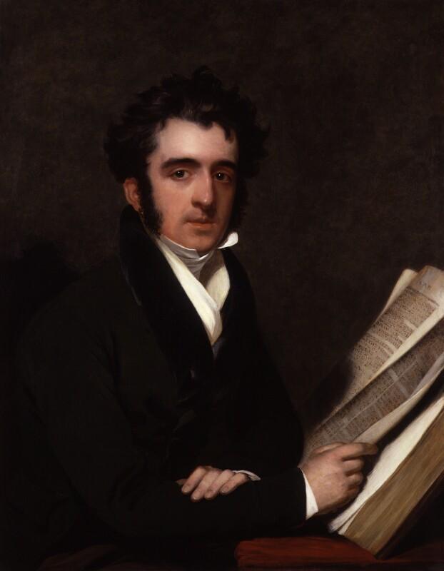George Grote, by Thomas Stewardson, 1824 - NPG 365 - © National Portrait Gallery, London