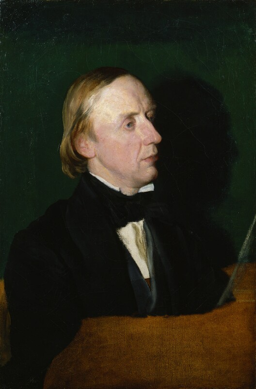 Sir Charles Hallé (né Carl Halle), by George Frederic Watts, circa 1870 - NPG 1004 - © National Portrait Gallery, London
