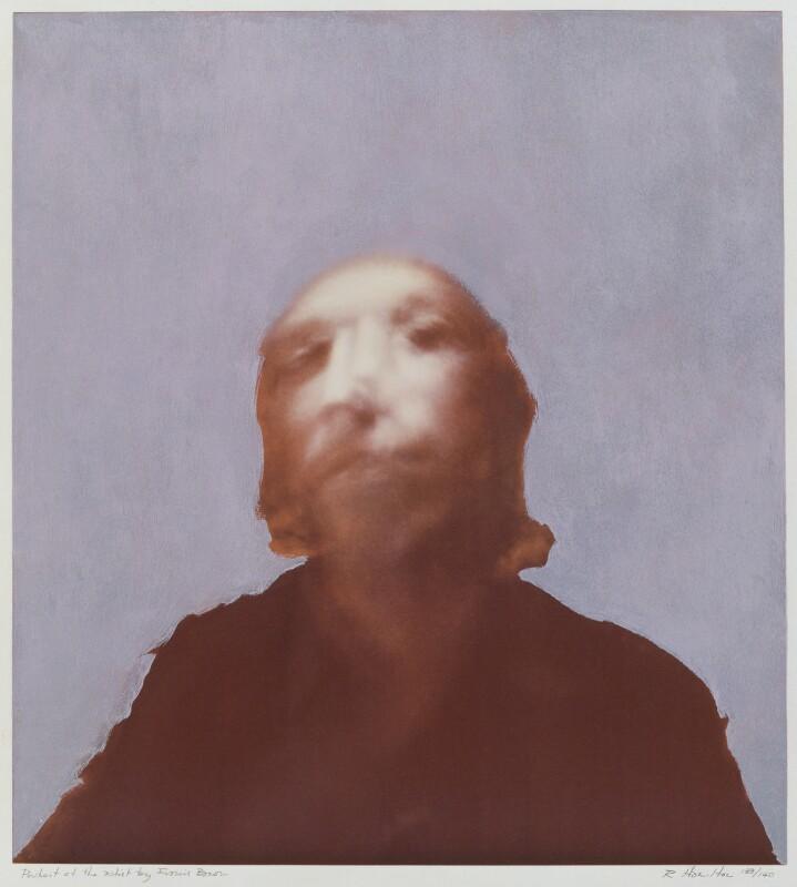 Richard Hamilton, by Richard Hamilton, 1970 - NPG 5278 - © DACS 2017