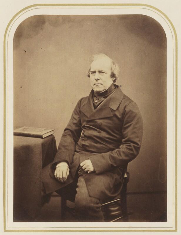 John Alexander Hankey, by Maull & Polyblank, 1855 - NPG P120(34) - © National Portrait Gallery, London