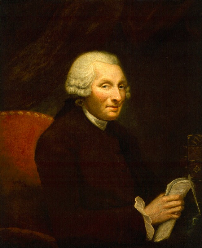 Jonas Hanway, by James Northcote, circa 1785 - NPG 4301 - © National Portrait Gallery, London