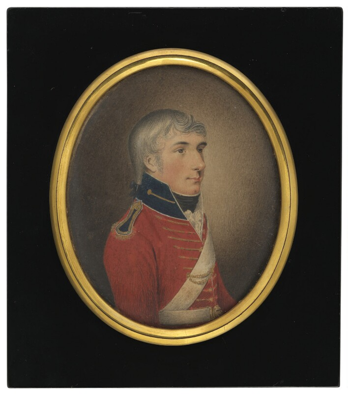 George Perfect Harding, by George Perfect Harding, 1804 -NPG 4615 - © National Portrait Gallery, London