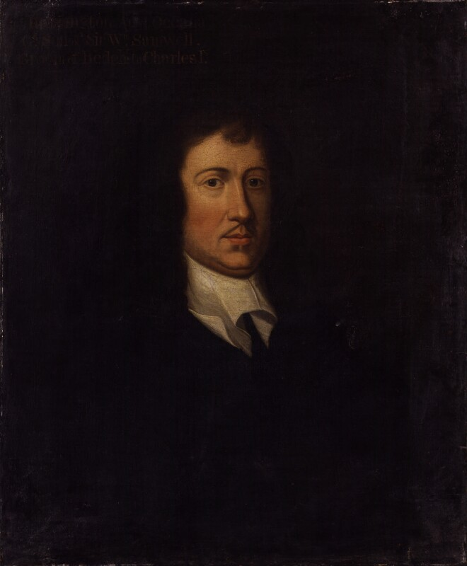 James Harrington, after Sir Peter Lely, based on a work of circa 1658 - NPG 4109 - © National Portrait Gallery, London