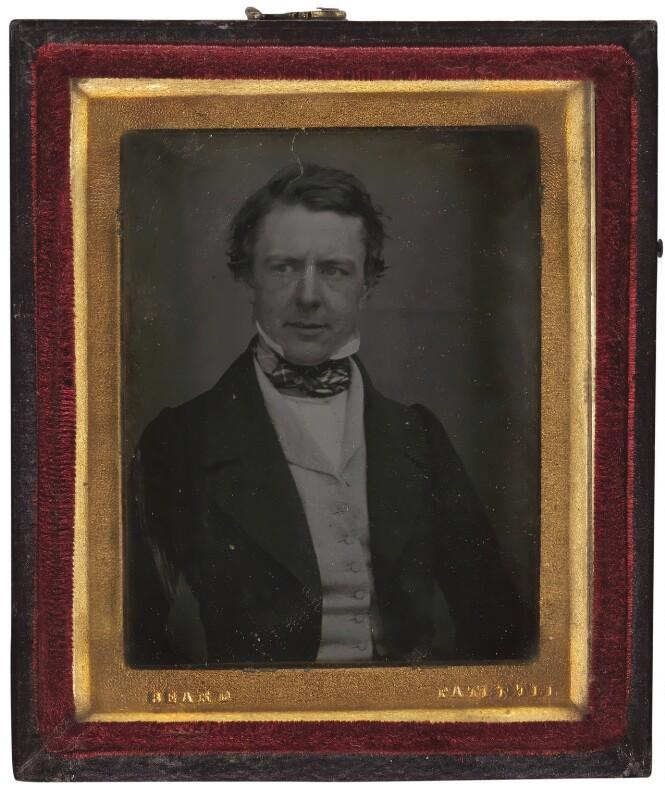 George Francis Robert Harris, 3rd Baron Harris, by Richard Beard, 1840s - NPG P117 - © National Portrait Gallery, London