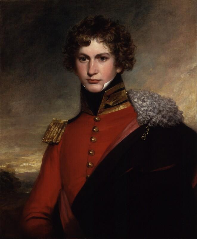 Sir William Cornwallis Harris, attributed to Ramsay Richard Reinagle, circa 1823 - NPG 4098 - © National Portrait Gallery, London